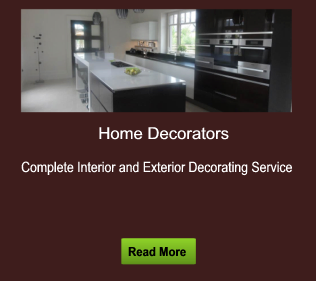 Home Decorators Total Paintwork - Complete Interior and Exterior Decorating Service . Click to Read More